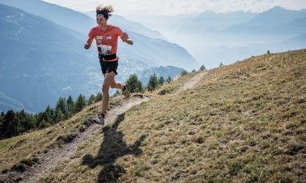 Stian Angermund Vik y Maude Mathys: sorprendentes récords corriendo solos