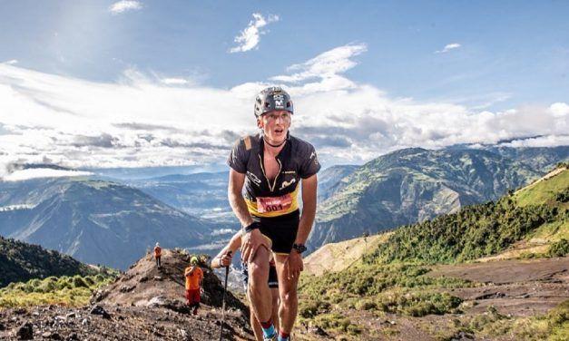 "Karl Egloff: ""Un despiste me privó de conseguir el doblete en la Petzl Trail Plus"""