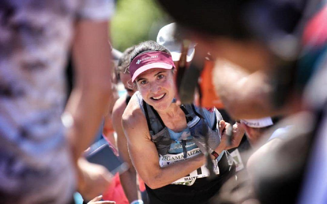 Maite Maiora, una de las corredoras de montaña más polivalentes del mundo