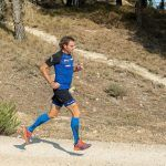 Ricardo Abad atentará desde mañana el récord del Camino de Santiago