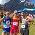 Notable actuación de nuestros Masters en el Campeonato del Mundo de Carreras de Montaña WMRA