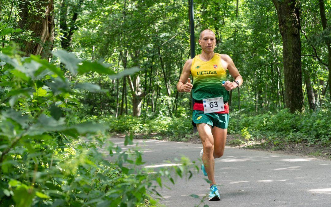 """Aleksandr Sorokin: """"Cuando corro 24 horas me mentalizo como si fuera a la guerra»"""