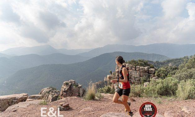 Alfonso de la Torre y Raquel Casares se llevan la 'durísima y atractiva' ADV Trail